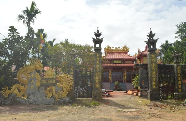 Đăk Lăk:Lịch sử Chùa Khánh sơn tọa lạc tại huyện M'Drak