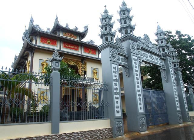 Đăk Lăk: Lịch sử Chùa Khánh Vân tọa lạc tại Thành phố Buôn Ma Thuột