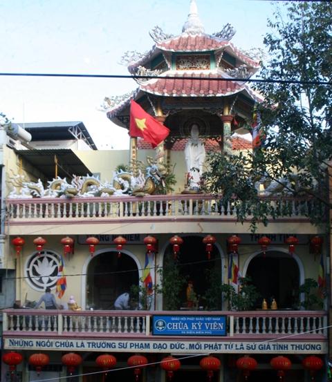 ĐăkLăk: Lịch sử Chùa Kỳ Viên tọa lạc tại Thành phố Buôn Ma Thuột
