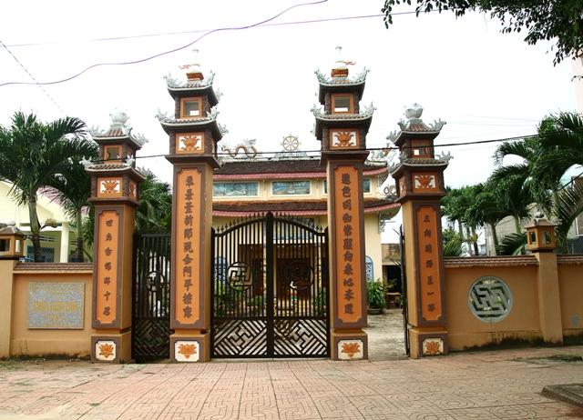 Đăk Lăk: Lịch sử Chùa Liên Hoa tọa lạc tại Thành phố Buôn Ma Thuột