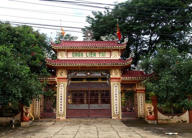Đăk Lăk: Lịch sử Chùa Liên Trì tọa lạc tại Thành phố Buôn Ma Thuột