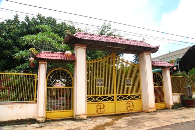 Đăk Lăk: Lịch sử NPĐ Pháp Đạt tọa lạc tại Thành phố Buôn Ma Thuột