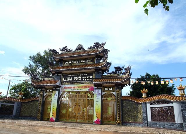 ĐăkLăk: Lịch sử Chùa Phổ Tịnh tọa lạc tại Thành phố Buôn Ma Thuột