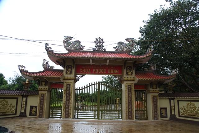 Đăk Lăk: Lịch sử Chùa Phước Hưng tọa lạc tại huyện Krông Păk