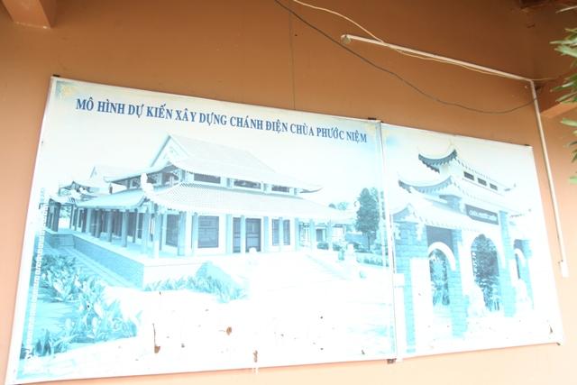 Đăk Lăk: Lịch sử Chùa Phước Niệm tọa lạc tại huyện Krông Bông