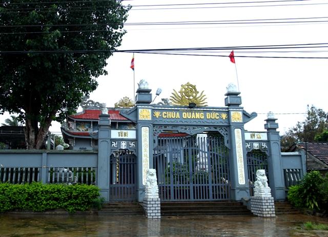 Đăk Lăk: Lịch sử Chùa Quảng Đức tọa lạc tại huyện Krông Păc