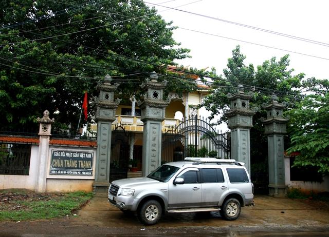 Đăk Lăk: Lịch sử Chùa Thăng Thạnh tọa lạc tại huyện Krông Păk