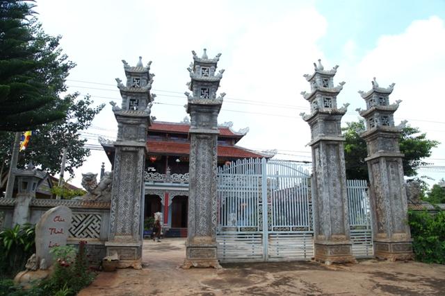Đăk Lăk: Lịch sử Chùa Thanh Lương tọa lạc tại TX.Buôn Hồ