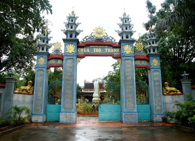 Đăk Lăk: Lịch sử Chùa Thọ Thành tọa lạc tại Thành phố Buôn Ma Thuột.