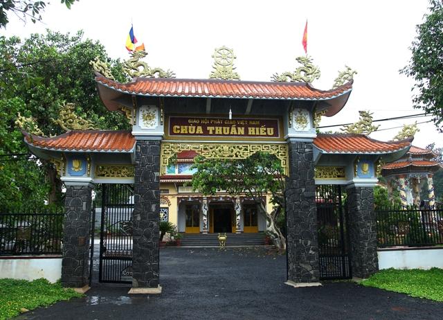 Đăk Lăk: Lịch sử Chùa Thuần Hiếu tọa lạc tại huyện Krông Păk