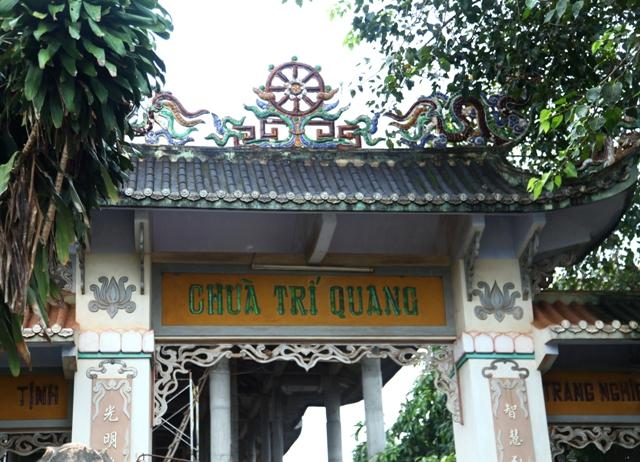 Đăk Lăk: Lịch sử Chùa Trí Quang tọa lạc tại huyện Krông Păk