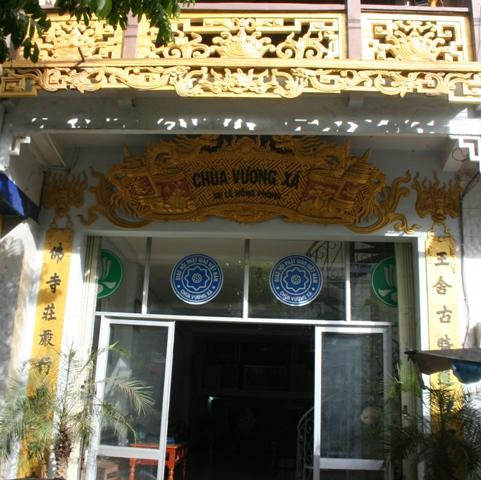 ĐăkLăk: Lịch sử Chùa Vương Xá tọa lạc tại Thành phố Buôn Ma Thuột