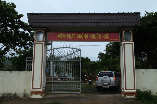 Đăk Lăk: Lịch sử NPĐ Phước Huệ tọa lạc tại huyện Krông Bông