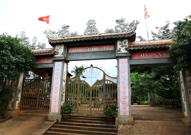 Đăk Lăk: Lịch sử NPĐ Quảng Giang tọa lạc tại huyện EaHleo
