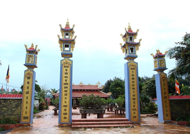 Đăk Lăk: Lịch sử NPĐ Quảng Hương tọa lạc tại huyện Krông Buk.