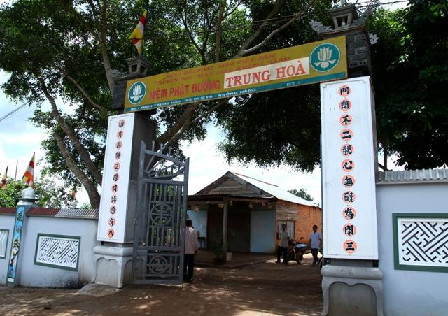 Đăk Lăk: Lịch sử NPĐ Trung Hòa tọa lạc tại huyện Krông Năng