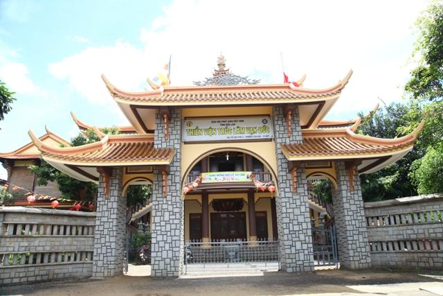 Đăk Lăk: Lịch sử Thiền viện Trúc Lâm Vạn Đức tọa lạc tại Thành phố Buôn Ma Thuột