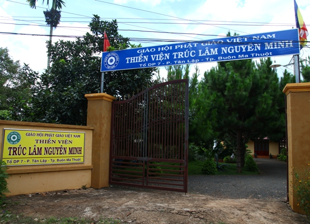 Đăk Lăk: Lịch sử Thiền viện Trúc Lâm Nguyên Minh tọa lạc tại Thành phố Buôn Ma Thuột