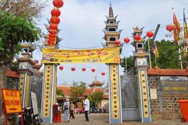 Hình ảnh sưu tầm chùa Phổ Minh Buôn Ma Thuột