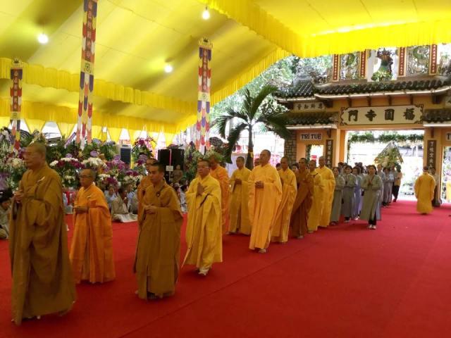 Ban Trị Sự GHPG tỉnh Đắk Lắk dâng hương Tưởng niệm HT. Thích Quang Đạo