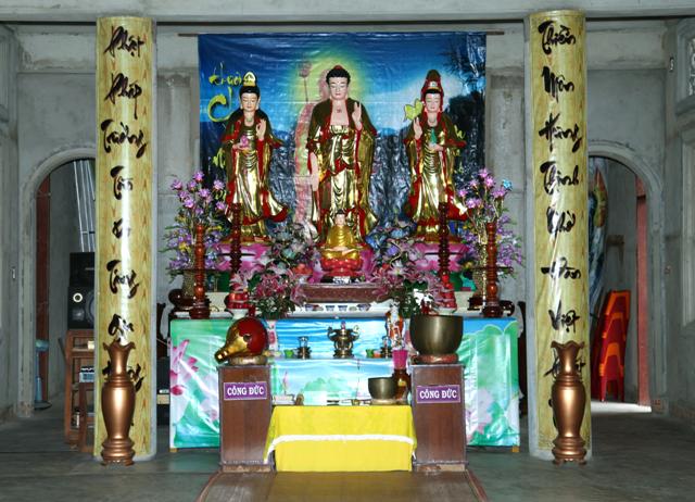 Đăk Lăk: Lịch sử Chùa Bửu Lâm tọa lạc tại Thành phố Buôn Ma Thuột.