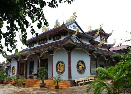 Đăk Lăk: Lịch sử Chùa Dược Sư tọa lạc tại Thành phố Buôn Ma Thuột.