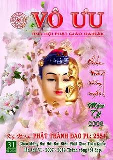 Tập San Vô Ưu số 31 - Mừng Phật Thành Đạo 2551