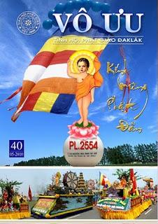 Tập San Vô Ưu số 40 - Kính Mừng Phật Đản 2554