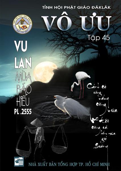 Tập San Vô Ưu số 45 - Vu Lan Mùa Báo Hiếu 2555
