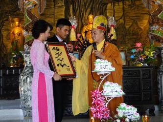 Lễ Hằng thuận tổ chức tại chùa Hoa Nghiêm – Cư Mgar